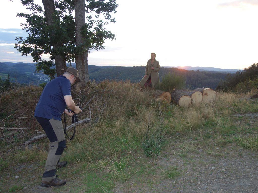 Unser Sauerland-Shooting...